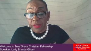 """08-09-2020 at 10:00 AM Message: """"Living Life On Purpose"""" Scripture: Proverbs 19:21 Speaker: Lady Brenda Gilbert"""